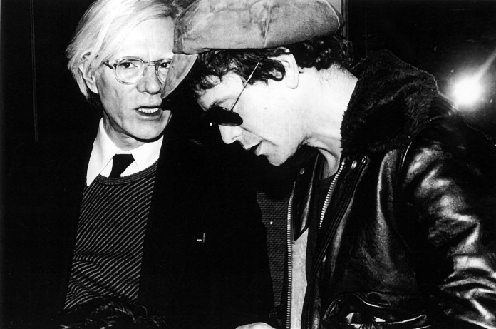 warhol-and-lou-reed-by-rose-hartman